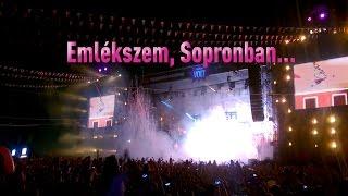 Emlékszem, Sopronban....