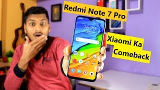 Xiaomi Redmi Note 7 Pro Huge Upgrade😲 | Expected Price Launch in India