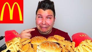 My Final Mukbang...... McDonald's