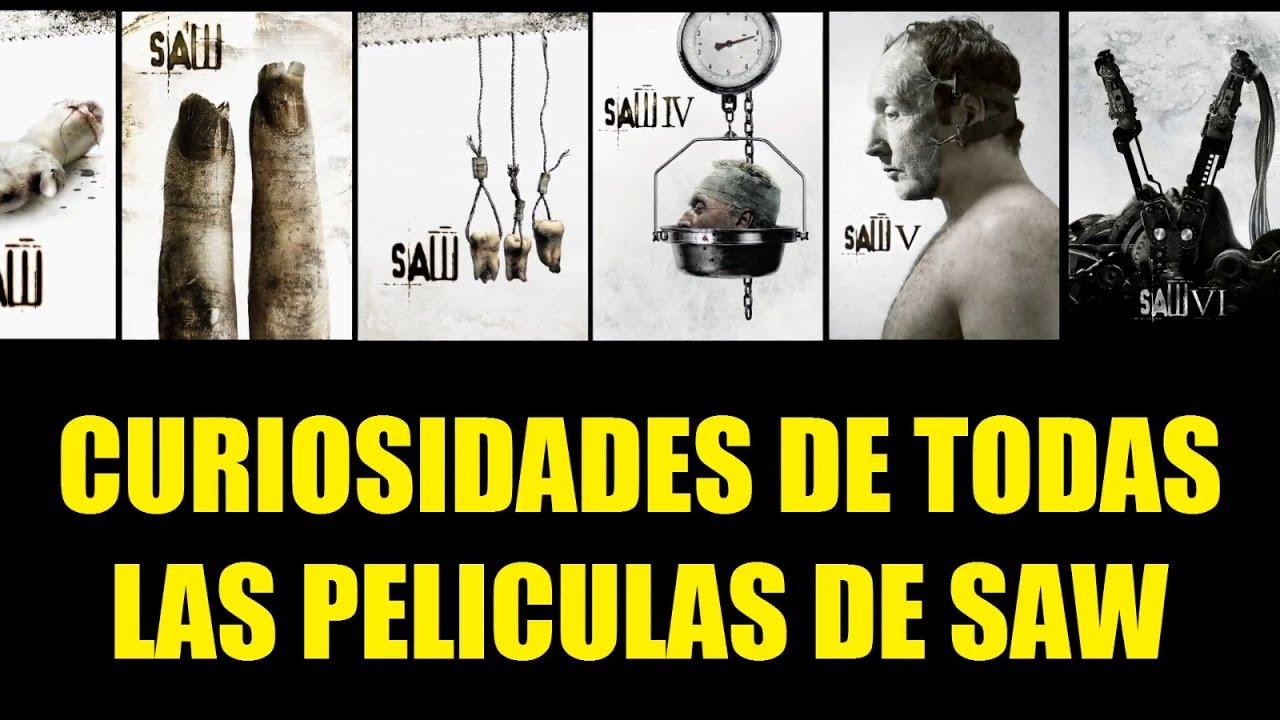Curiosidades De Todas Las Peliculas De Saw Juego Macabro Youtube