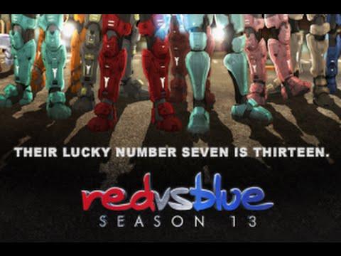Red Vs. Blue Season 13 Finale Review w/ Burnie Burns & Miles Luna | AfterBuzz TV