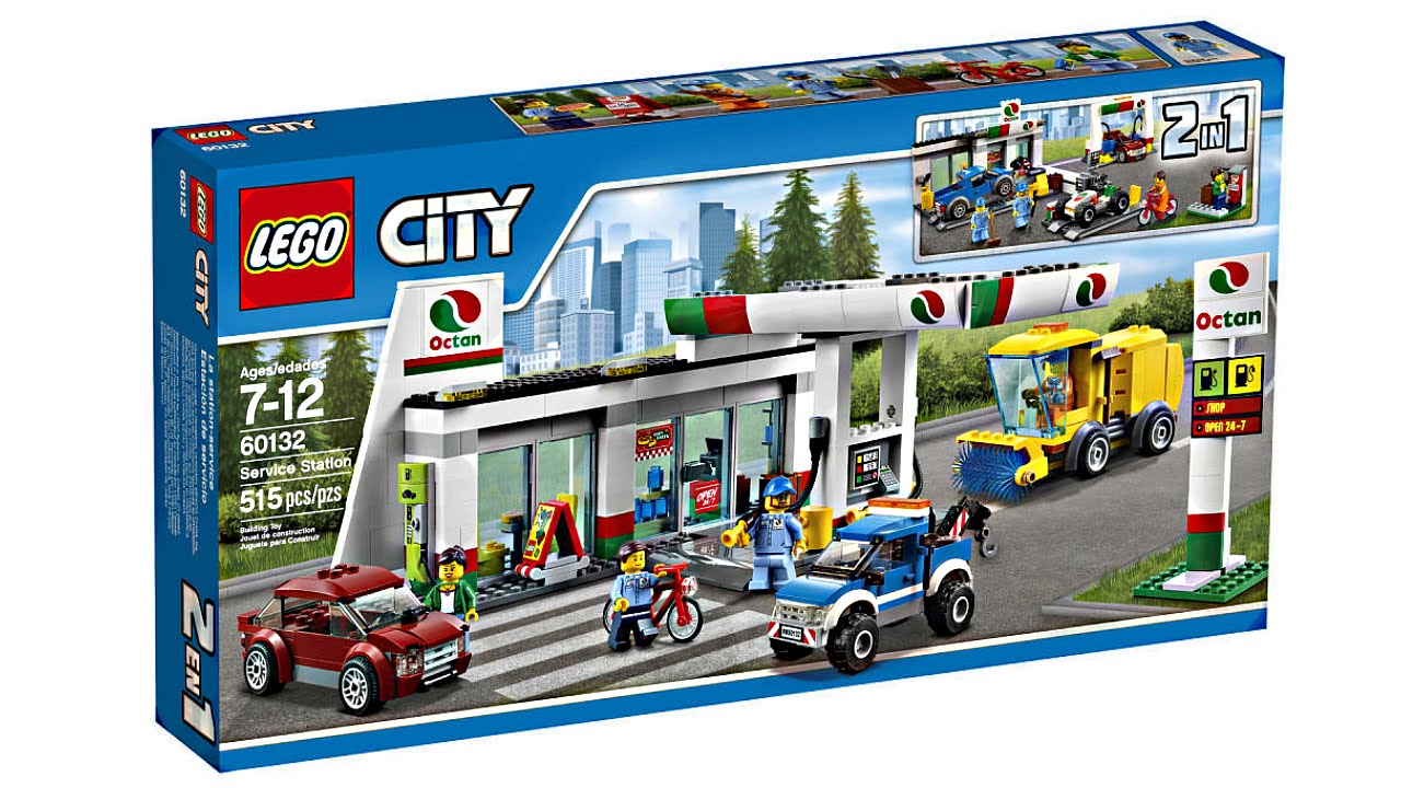 LEGO City 2016 Summer sets pictures! - YouTube