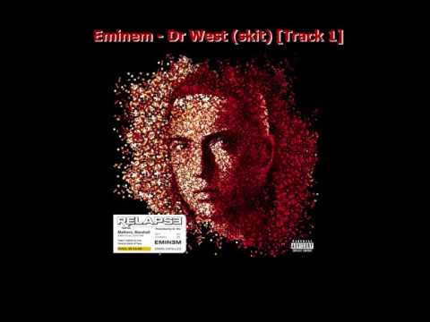 Eminem - Dr. West (skit) [Track 1]