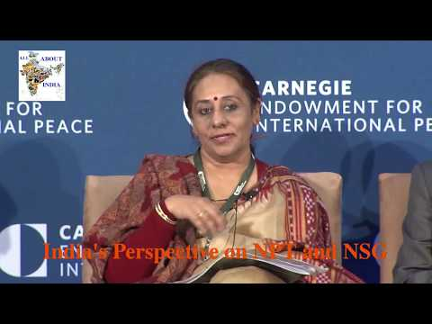 india's perpective on NON-NUCLEAR PROLIFERATION TREATY(NPT) and Nuclear Supplier Group(NSG)