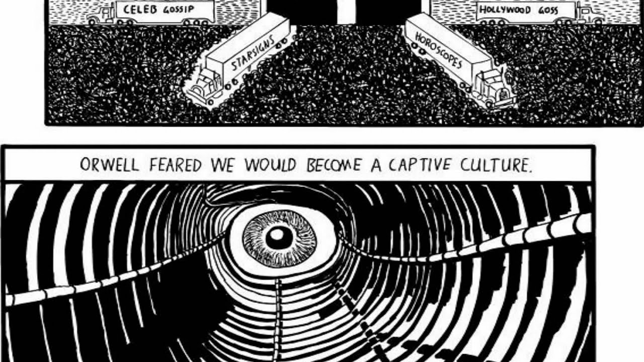 "the portrayal of dystopia in aldous huxleys brave new world Which dystopian novel got it right: of george orwell's ""1984"" or aldous huxley's ""brave new world"" whenever extreme portrayal of ingsoc."