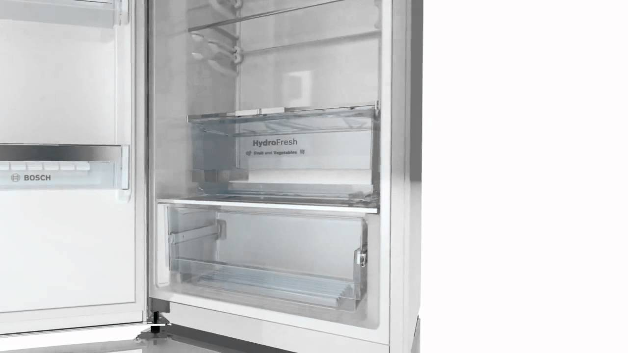 Bosch Kühlschrank Kgn 39 Xi 45 : Die neuen kühl und gefrierschränke von bosch youtube