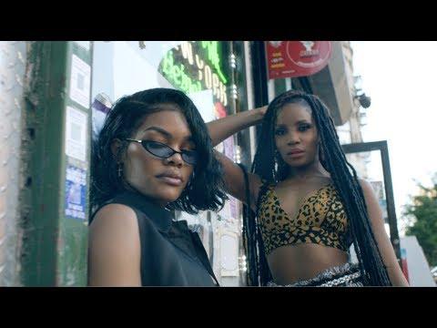 Смотреть клип Seyi Shay & Teyana Taylor - Gimme Love Remix