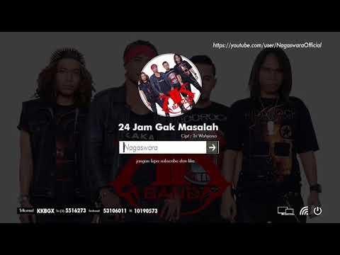 KK Band - 24 Jam Gak Masalah (Official Audio Video)