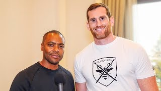 David Price on CHIN & CAREER Problems; I CAN'T DO ANYTHING ELSE!