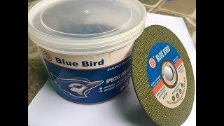 So sánh đá cắt bluebird với doublecrown