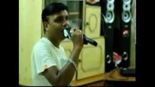 Ganesh khudkar & Alex presenting avaghe garje pandharpur in music beats