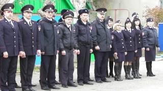 День сотрудника органов внутренних дел РФ в Кочубеевском отделе