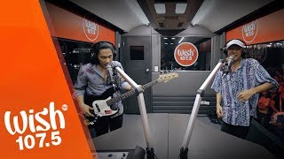 """Kiyo (feat. Space Moses) performs """"G"""" LIVE on Wish 107.5 Bus"""
