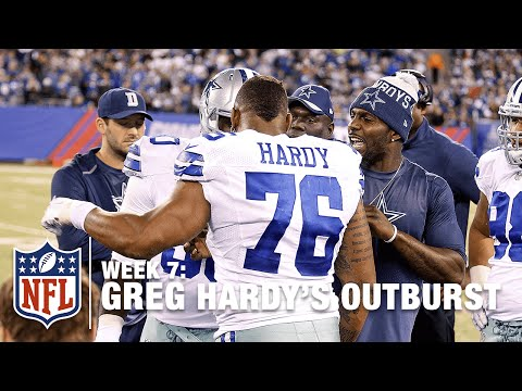 There's No Room In the Game for Greg Hardy's Actions | NFL Total Access Reaction