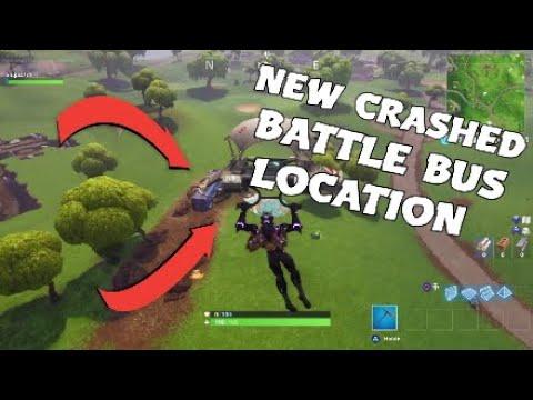 NEW CRASHED BATTLE BUS LOCATION