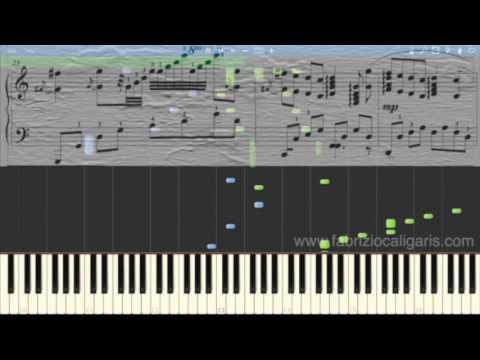 Maria (piano cover)