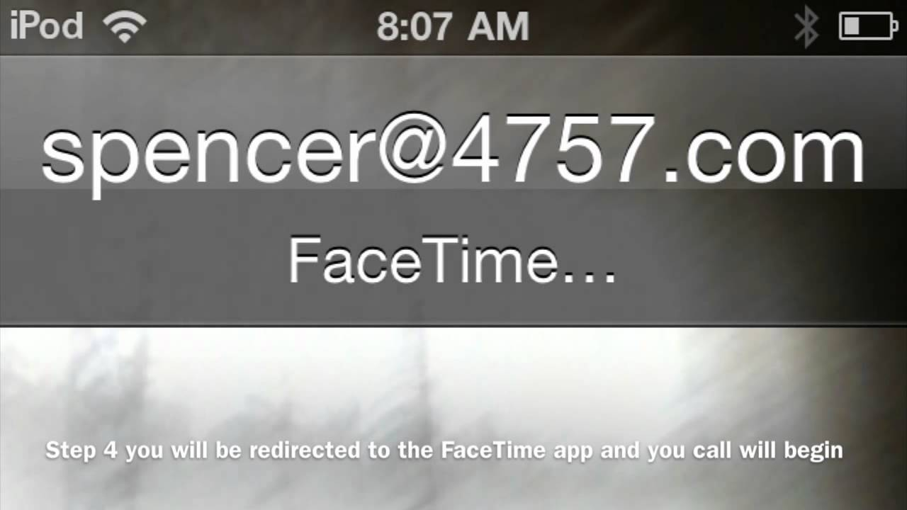 Tutorial How to call someone on Facetime without adding them to