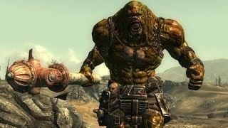 Fallout 3 - Super Mutant Behemoth (Jury Street Metro Station)