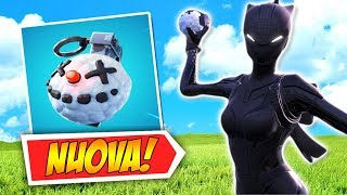 TRY THE NEW CONGELANTE GRANATA AND TRY ALL THE PATCH 7.30! 🔴 Live Fortnite