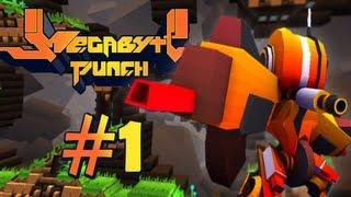 Let's Play: Megabyte Punch #1 - Super Smash Roboman