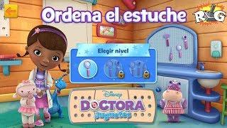 Doctora Juguetes | Ordena el Estuche | Disney Junior