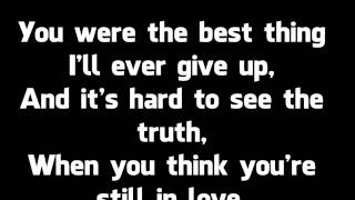3 Doors Down - What's Left (Lyrics)