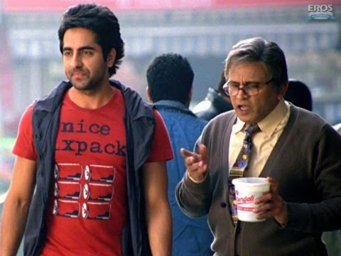 What do you know about Bengali's? | Vicky Donor ... Yami Gautam And Ayushmann Khurrana In Vicky Donor