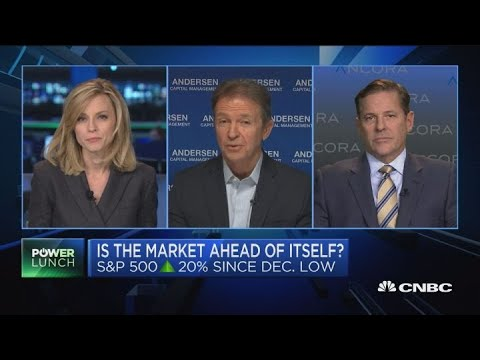 Positive signs in markets outweigh negatives, says Andersen Capital CIO