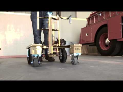 Ergonomic Cylinder Lift (ECL) Video