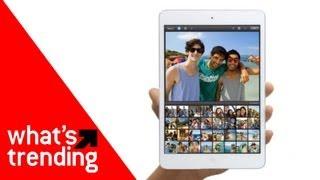 iPad Mini First Look Plus Top 5 Videos of 10/24/12 w/ Lance Bass