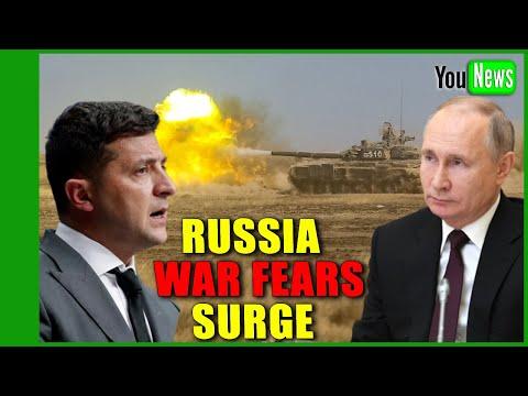 RUSSIA WAR FEARS SURGE: Vladimir Putin invited to meet Ukrainian leader at conflict zone