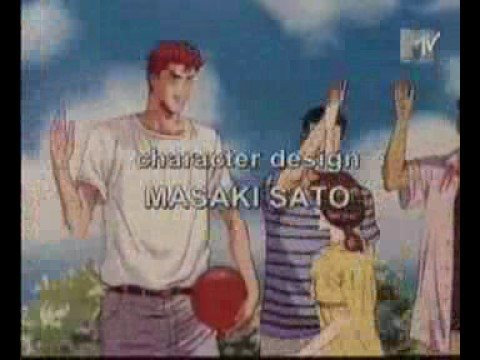 sigla cartone giapponese slam dunk