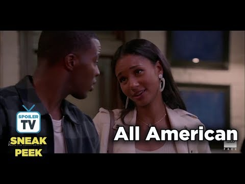 "All American 1x04 Sneak Peek ""Lose Yourself"""