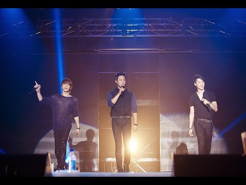 [HD] [Eng Sub] JYJ - Ayyy Girl Live (2013 SPECIAL VERSION)
