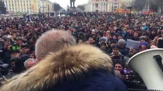 Митинг в Кемерове, 27.03.2018