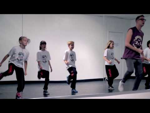 Scream Dance Academy Generation promo - dance kids!