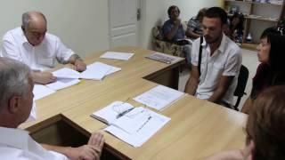 Б.Д. Дейч. Приём граждан в Судаке. Июль 2013.(, 2013-07-16T08:08:11.000Z)