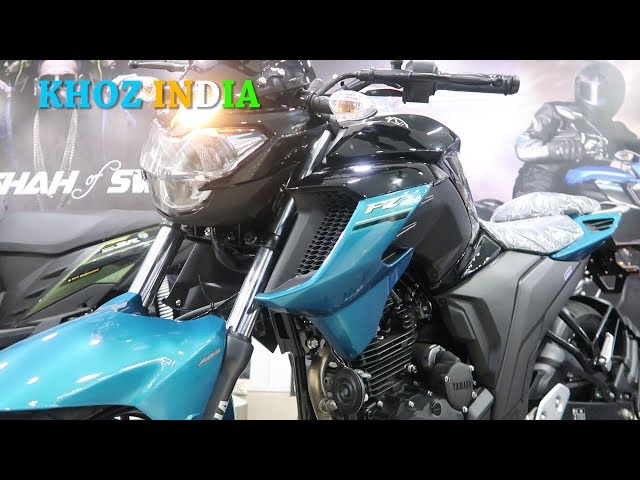 2019 YAMAHA FZ25 ABS PRICE FEATURES FINANCE EXHAUST NOTE MORE