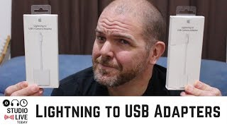 Gambar cover How to connect USB devices to your iPhone or iPad