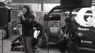 "ASKING ALEXANDRIA ""Someone Somewhere"" Acoustic Q103 Garage Session"