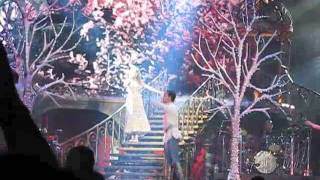 Taylor Swift - Enchanted with Ballet Intro at Prudential Center NJ July 19 2011