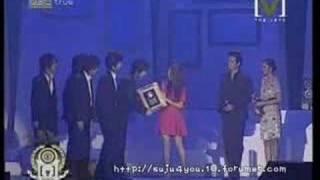 vuclip 東方神起060709Thailand Channel [V] MV Awards-Popular Music Video