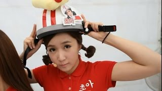 【TVPP】Crayon Pop - Helmet means to Crayon Pop, 크레용팝 - 크레용팝에게 헬멧이란? @ Human Docu