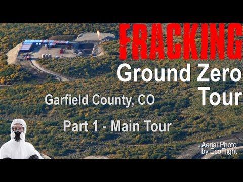 Fracking Ground Zero Tour - Part 1