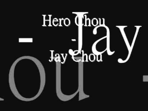 Hero Chou  Jay Chou OST Kung Fu Dunk