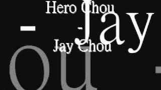Hero Chou - Jay Chou (OST Kung Fu Dunk)