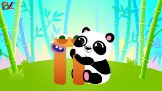АЗБУКА  Для Малышей УЧИМ  Буквы И Слова Обучающее Видео Для Детей