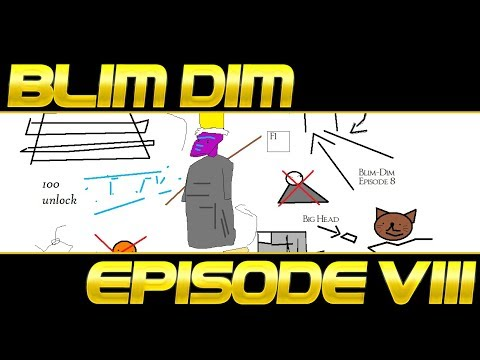Blim-Dim Let's Play #8: Recording Lost, Salad Tossed