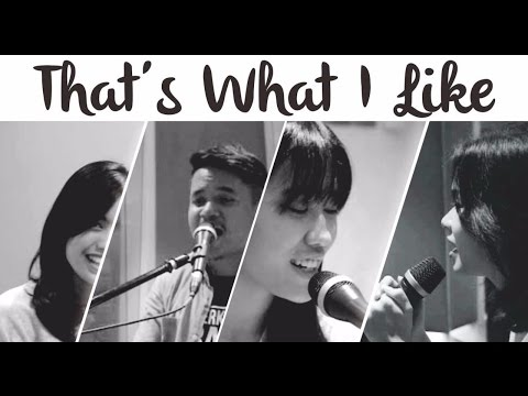Bruno Mars - That's What I Like (Alika, Barsena, Adjani, and Karin Cover)