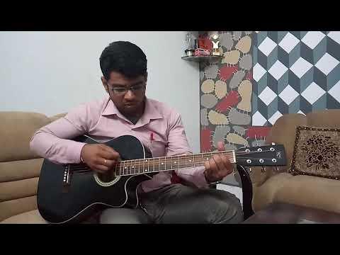Kal ho na ho on guitar| by Rohit Sharma - YouTube